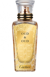 Духи Oud & Oud Лимитированное издание Cartier