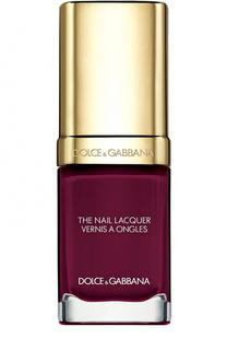 Лак для ногтей, оттенок 350 Inferno Dolce & Gabbana