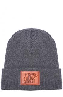 Шерстяная шапка бини Dsquared2