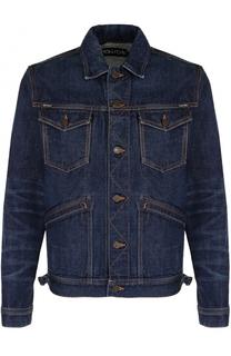 Джинсовая куртка на пуговицах Tom Ford