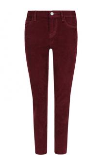 Укороченные вельветовые джинсы Current/Elliott