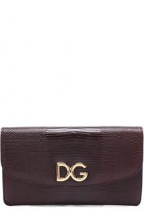 Набор из кожаного клатча на цепочке и футляров Dolce & Gabbana