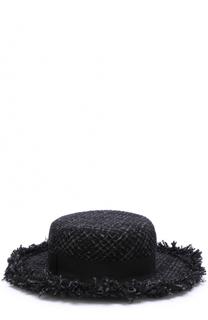 Буклированная шляпа Eugenia Kim