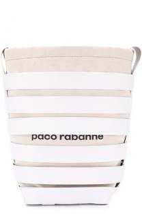 Сумка Cage Hobo medium Paco Rabanne