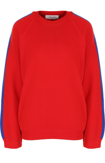 Шерстяной пуловер с круглым вырезом Tak.Ori