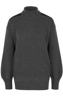 Шерстяной свитер свободного кроя Stella McCartney