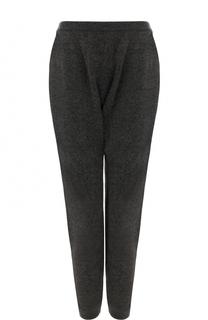 Шерстяные брюки с карманами Tegin