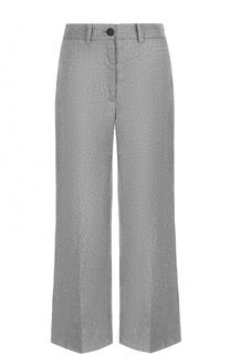 Укороченные расклешенные брюки со стрелками Rag&Bone Rag&Bone