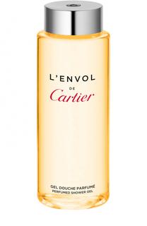 Гель для душа LEnvol Cartier