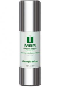 Ночной гель-пилинг для лица с фруктовыми кислотами Overnight Refiner Medical Beauty Research