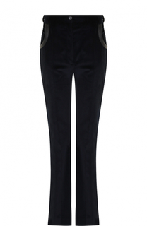 Вельветовые расклешенные брюки Nina Ricci