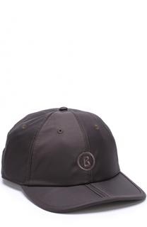 Бейсболка с логотипом бренда Bogner