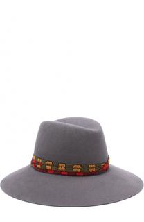Фетровая шляпа Kate с тесьмой Maison Michel