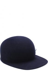 Фетровая кепка Shariff Maison Michel