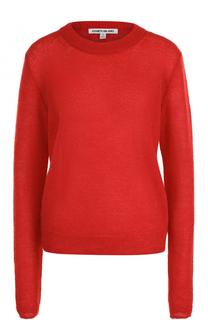 Пуловер прямого кроя с круглым вырезом Elizabeth and James