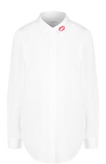 Хлопковая блуза прямого кроя Equipment