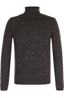 Кашемировый свитер тонкой вязки Giorgio Armani
