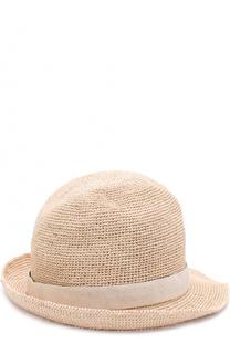 Пляжная шляпа из соломы с повязкой Heidi Klein