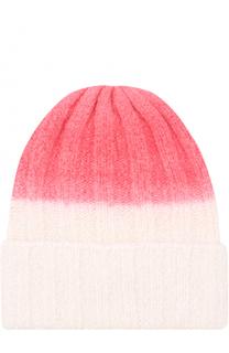 Вязаная шапка из кашемира и шелка The Elder Statesman