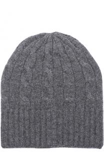 Вязаная кашемировая шапка Polo Ralph Lauren