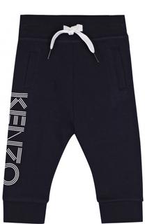 Спортивные джоггеры с логотипом бренда Kenzo