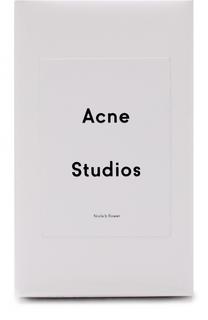 Капроновые чулки с цветочным принтом Acne Studios