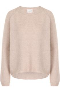 Кашемировый пуловер с круглым вырезом Forte_forte