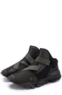 Текстильные кроссовки Ryo без шнуровки Y-3
