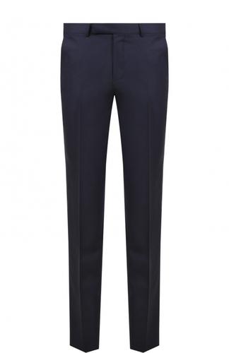 Шерстяные брюки прямого кроя Ermenegildo Zegna