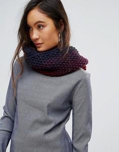 Вязаный шарф с эффектом омбре Genie by Eugenia Kim Dakota - Мульти
