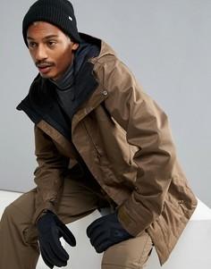 Горнолыжная куртка Volcom Retrospec Insulated - Коричневый