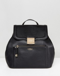 Структурированный рюкзак Carvela - Черный