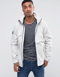 Куртка с капюшоном Bellfield - Серый