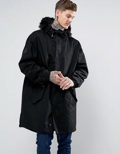 Пальто Bellfield - Черный