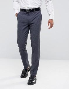 Зауженные брюки Farah - Темно-синий
