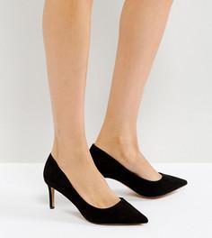 Туфли на каблуке ASOS SOULFUL - Черный