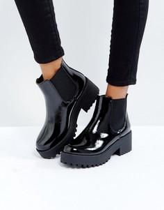 Массивные ботинки челси Park Lane - Черный