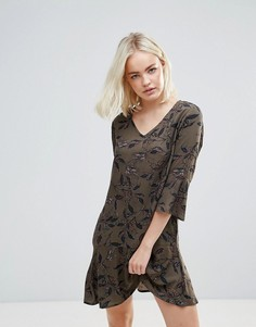 Платье-туника b.Young - Мульти
