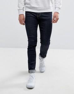 Зауженные джинсы Carhartt WIP Trevor - Синий