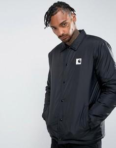 Спортивная куртка с подкладкой из искусственной цигейки Carhartt WIP - Черный