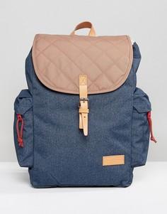 Стеганый рюкзак объемом 18 литров Eastpak Austin - Серый