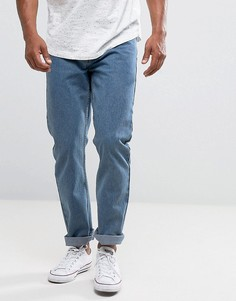 Выбеленные джинсы прямого кроя Loyalty and Faith Konfer - Синий