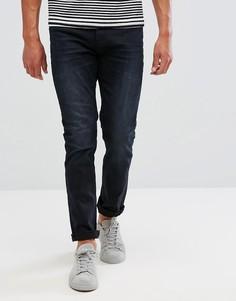 Черновато-синие джинсы слим Cheap Monday Sonic - Черный