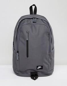 Серый рюкзак Nike All Access BA4857-021 - Серый