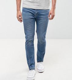 Светлые выбеленные джинсы скинни Levis 510 - Синий Levis®