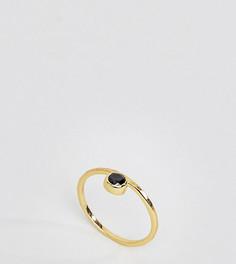 Позолоченное кольцо с лунным камнем Liars & Lovers - Золотой