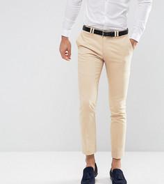 Светло-серые брюки зауженного кроя Noak Wedding - Светло-серый