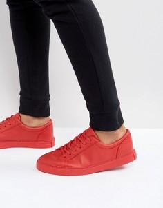 Ярко-красные кроссовки ASOS - Красный