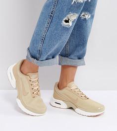 Замшевые кроссовки Nike Air Max Jewell - Коричневый
