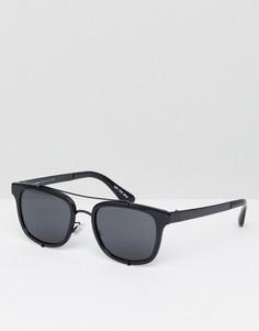 Квадратные солнцезащитные очки Dolce & Gabbana - Черный